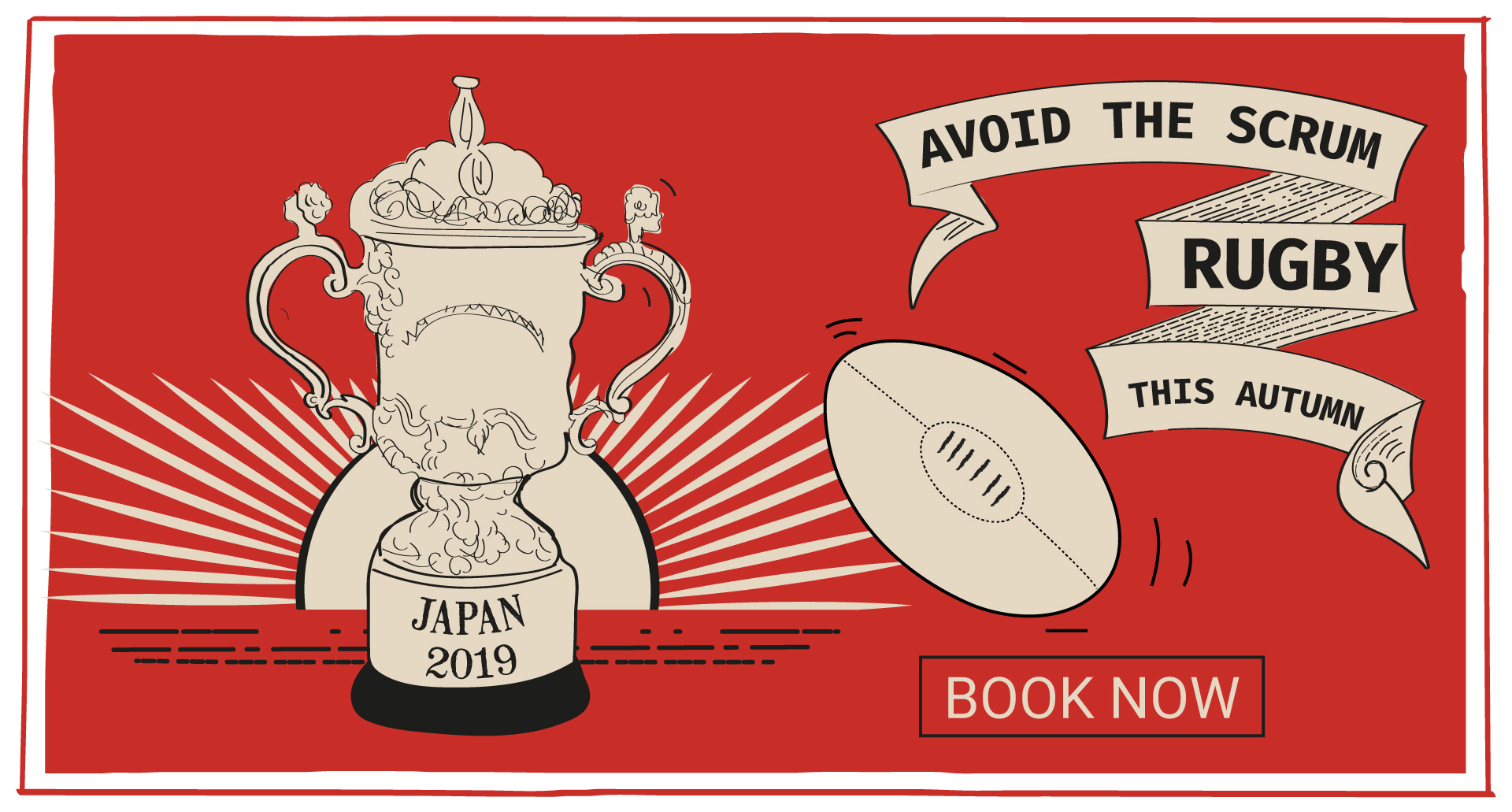 Rugby World Cup at The Sindercombe Social